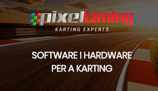 Software i hardware per a karting